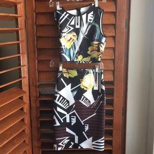 Clover Canyon Top and Skirt Set